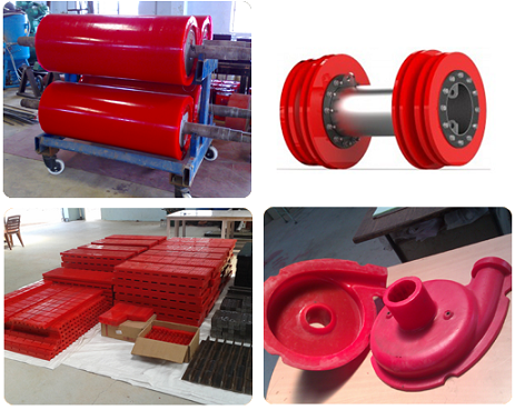 different types polyurethane products
